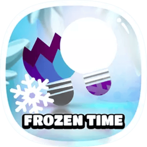 the frozen time part