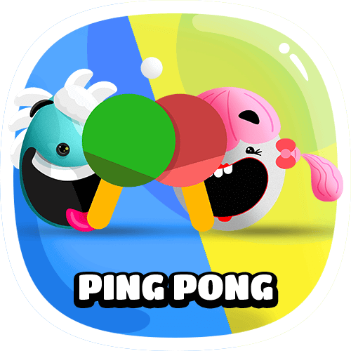 the ping pong part